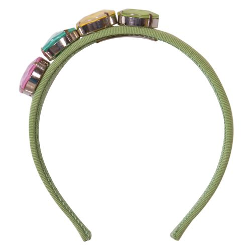 Quis Quis Headband - Green