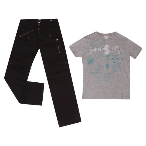 Diesel T-Shirt with Pants