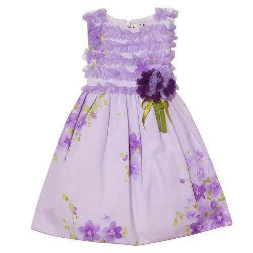 Lesy Dress - Violet
