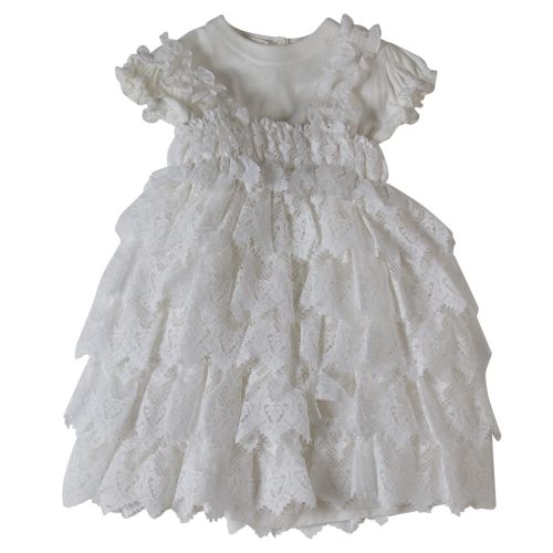 Ibimbi Dress - White