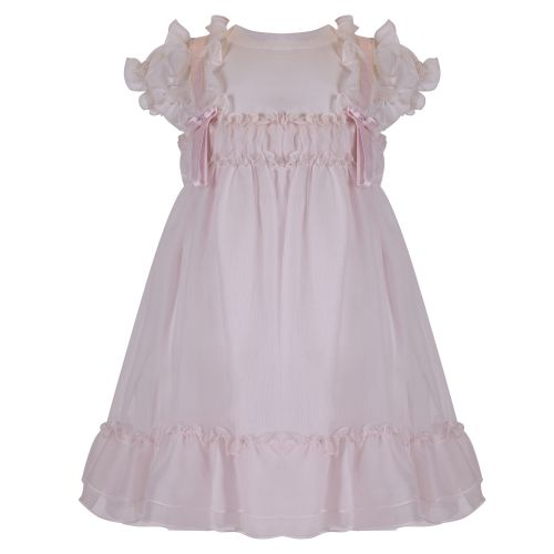 Ibimbi Dress & Blouse - Pink
