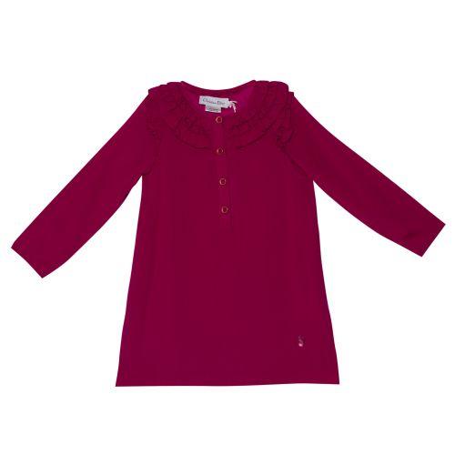 Baby Dior Dress - Fuschia