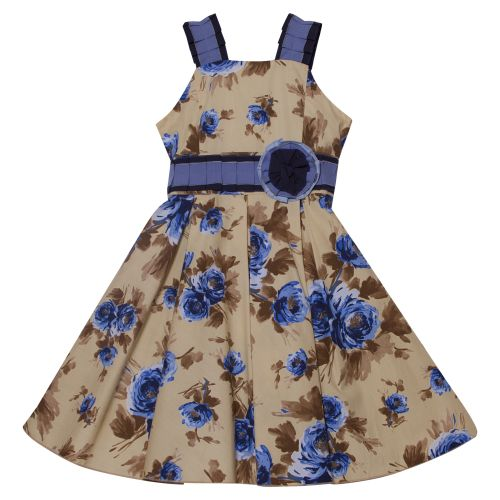 Lesy Dress - Brown