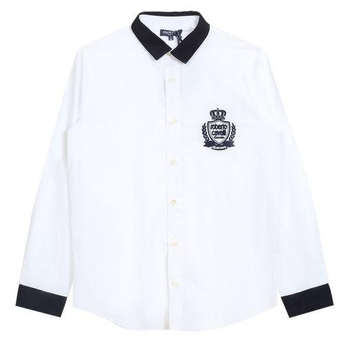 Roberto Cavalli Shirt - White