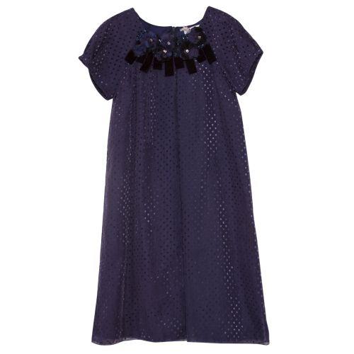 Dress Lesy - Blue