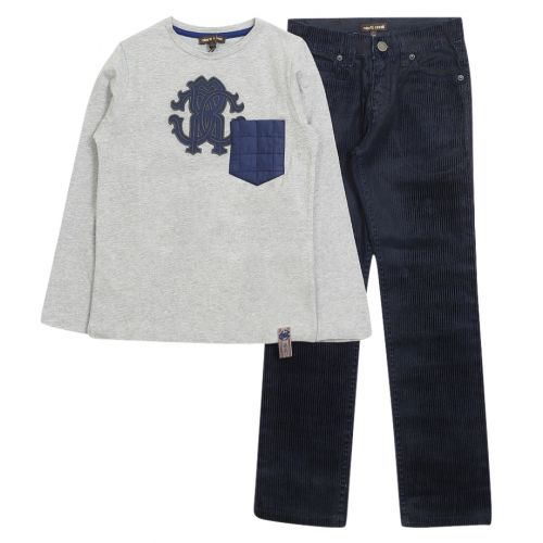 Roberto Cavalli Sweater With Pants