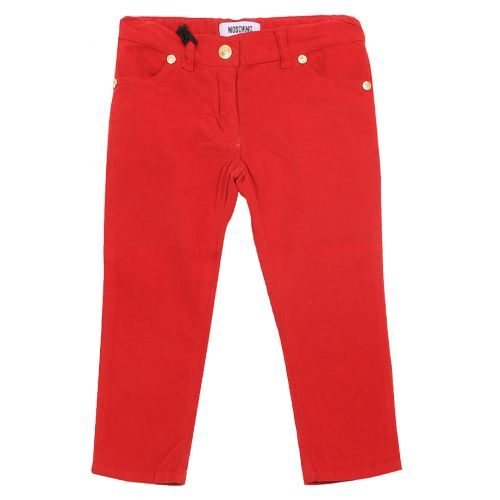 Moschino Pants - Red