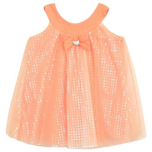 GF Ferre Dress - Orange