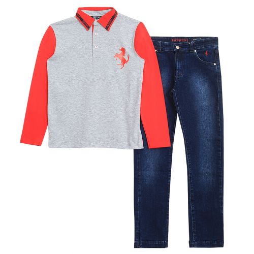 Ferrari 2pc Set Boy