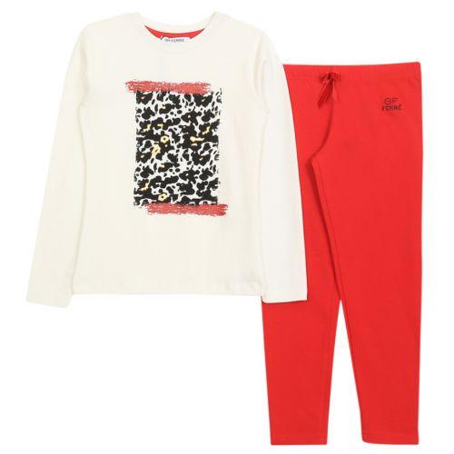 GF Ferre SweaT-Shirt With Leggings