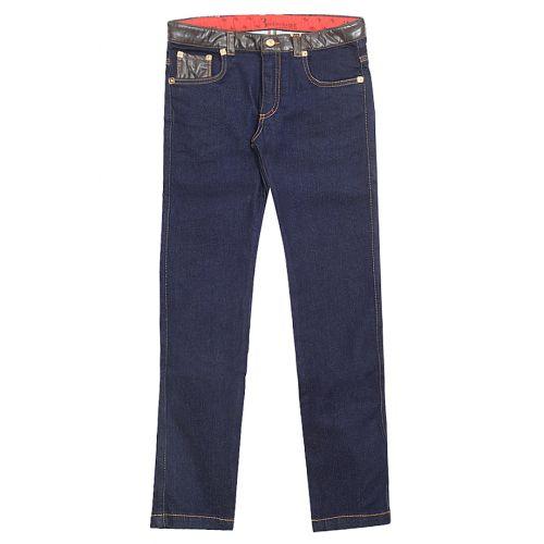 Billionaire Pants - Blue