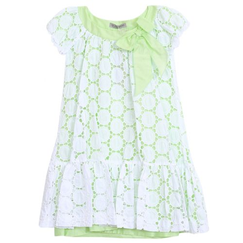 Quis Quis Dress - Green
