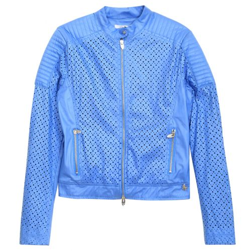 Lulu Jacket - Blue