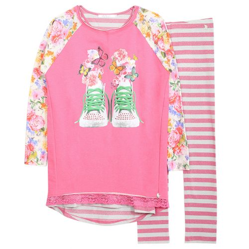 Lulu 3pc Set - Pink