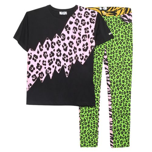 Moschino T-Shirt with Trouser