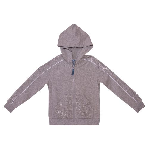 Monnalisa Jogging Suit 3pcs - Grey