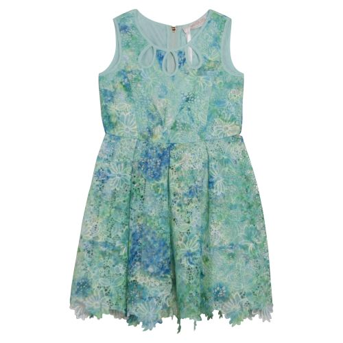 Quis Quis Dress - Skyblue