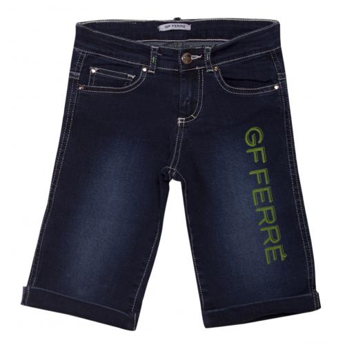 GF Ferre Bermuda Shorts - Blue