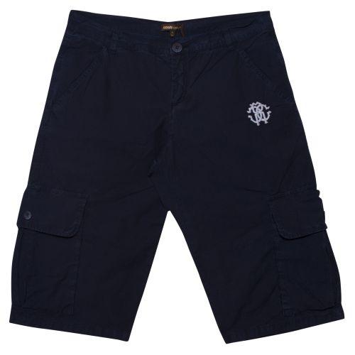 Roberto Cavalli Shirt & Bermuda Shorts - White