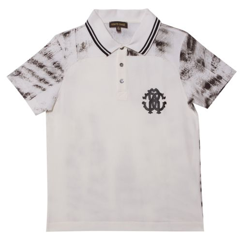 Roberto Cavalli Polo - Off White