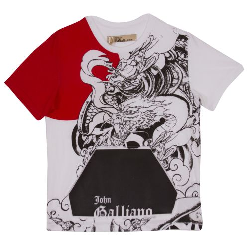 John Galliano T-Shirt - White