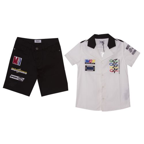 Moschino Shirt & Bermuda Shorts