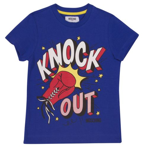 Blue Knock Out T-Shirt