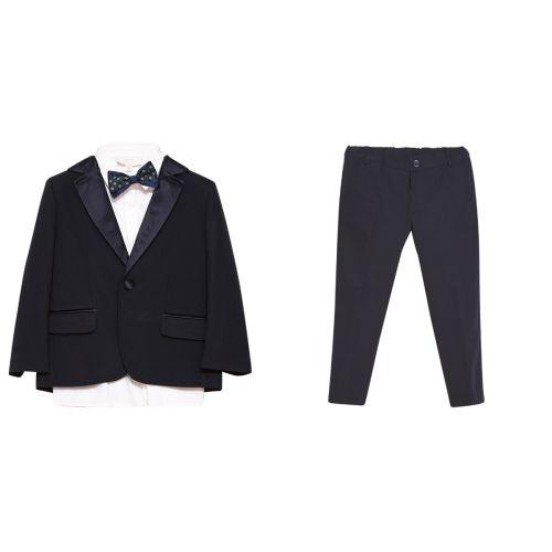 Shirt+Suit+Bowtie Aletta