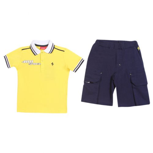 Polo+Pants Ferrari
