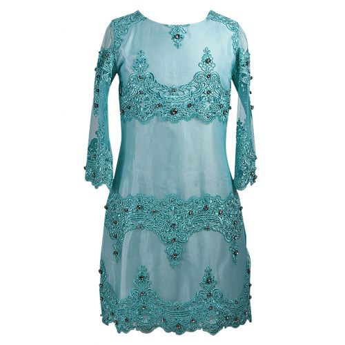 Lesy Dress - Green