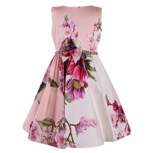 Lesy Pink Dress