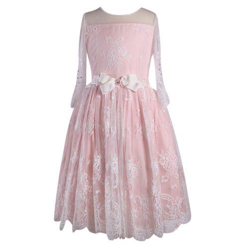 Lesy Dress - Pink