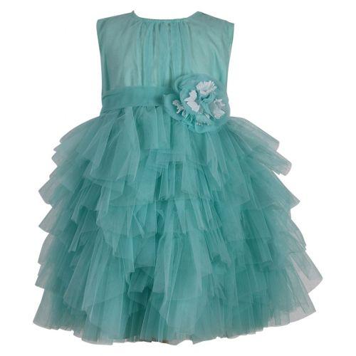 Aletta Dress - Green
