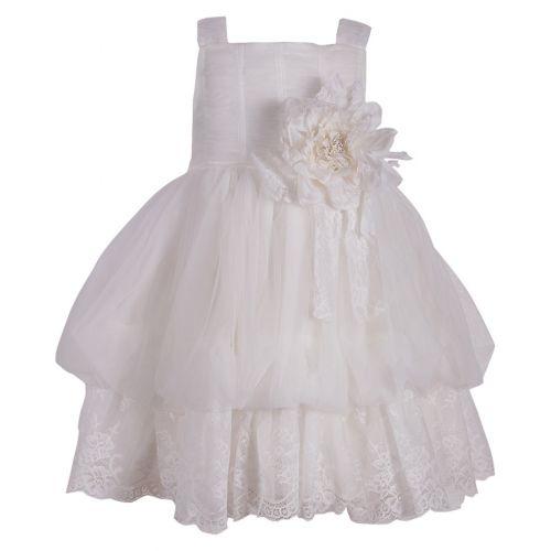 Aletta Dress - White