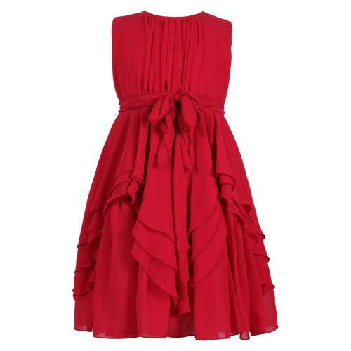 Aletta Dress - Fuschia