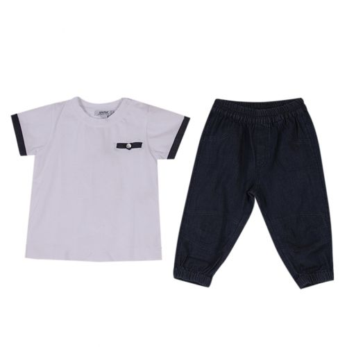 T-Shirt With Trouser by Aletta