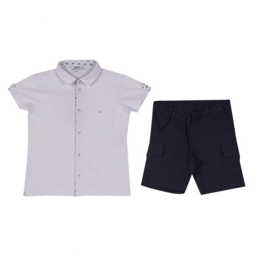 Polo With Shorts by Aletta