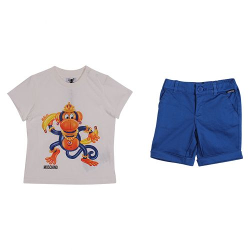 Moschino T-Shirt with Shorts