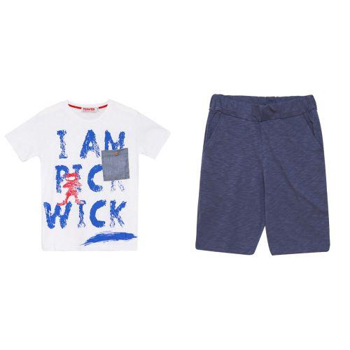 TShirt+Bermuda Pickwick
