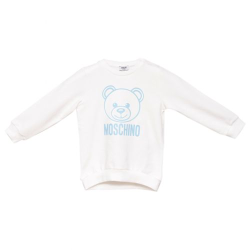 Moschino Sweater with Jogging Pants