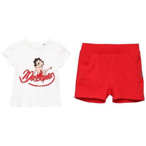 Moschino T-Shirt with Bermuda